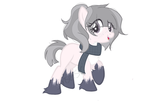 .:MLP ADOPTION:. Winter Pony - CLOSED by SunsetShimmerCakes