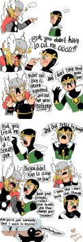Now you're just somebody that I used to bro. by Sassgardian