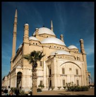 Mohamed Ali Mosque I by Tantawi