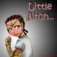 Little Bitch... by BlackWorufu
