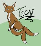 Tegan by MusicalFire