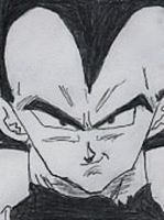 Vegeta 2 by SyntheticFlame