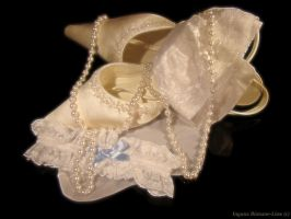 Wedding still-life 1 by melnaapantera