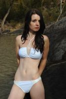 Emma - white bikini 2 by wildplaces