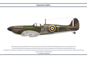 Spitfire Mk I GB 54 Sqn by WS-Clave