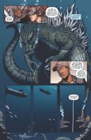 Godzilla Rulers of Earth issue 11 - pg 7 by KaijuSamurai
