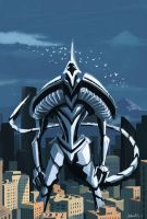 Seattle Defence Unit 01 by ArchaicEphony