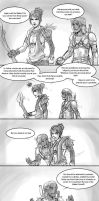 Dragon Age Origins: Banter 2 by pen-gwyn
