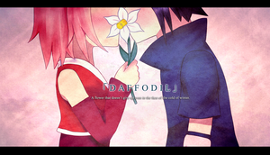 . D a f f o d i l . by HeartlessKairi