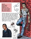 In Depth Reference: Diedrick Lanza by Mottenfest