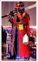 Auron - on stage by neil-yamato