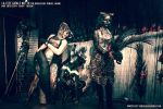 La Fete Fatale No. 14 - Burlesque Jungle Safari by poisonmilow