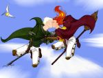 Quidditch Kiss by TheRaineDrop