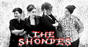 The Shondes ::metal style:: by goodben