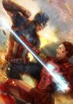 civil war and see u in NYCC by jiuge