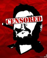 Censored Che by iheb003
