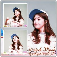 [Photopack  #90]: Minah (Girl's Day) by PalbySolitary