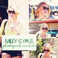~Miley Cyrus candids by AndreDevonne