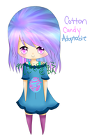 Cotton Candy Adoptable (CLOSED) by miki8263