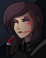 Day 2- Renegade Shep by Ric-M
