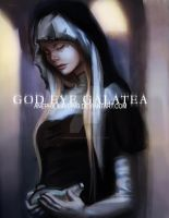 god eye galatea by anephilimrising