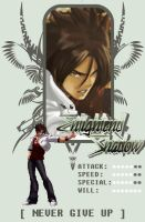 Enlightend Shadow Deviant ID by EnlightendShadow