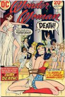 Wonder Woman Gagged classic scene by detectivesambaphile