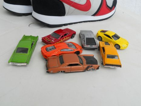 the ultimate hot-wheels drag-race 1444 by El-Macaquito