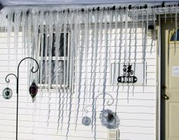 Pretty Icicles by LWaite