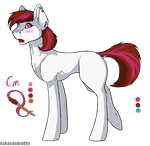 Pony Adopt #6 by Roxy-Adopts