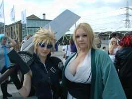 Cloud:Tsunade by SasukeRoxMySox2