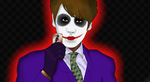 Kyuhyun as The Joker by torixyz