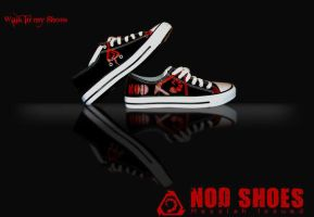 Freaking Nod Shoes by Adder24 by CommandandConquerRTS