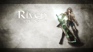 League of Legends Wallpaper - Riven by DarkiGFX