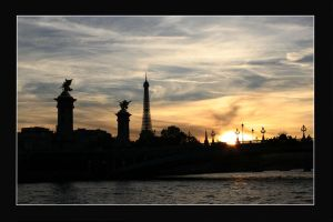 Paris by chuscli
