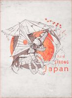For Japan by Tervola