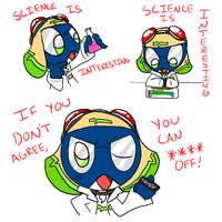 SCIENCE IS INTERESTING by tomomogikan