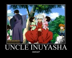 Uncle Inuyasha by DragonLovingGirl6