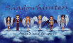 Shadow hunters. Little angels and d by RenTerra