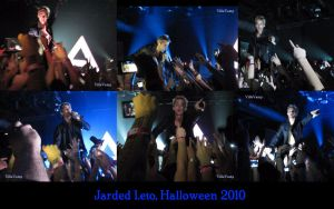 Jared Leto Halloween by VilleVamp
