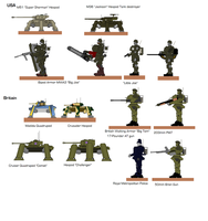 O:DS: the Allied Perspective by soundwave3591