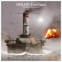 HNLMS Evertsen by dugazm