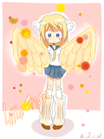 Little Angel by ANZU-0