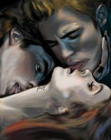 The Vampire Diaries by rozzik