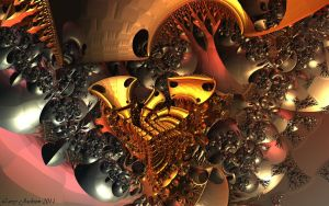 Mandelbulb Fantasy by Actionjack52