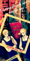 APH :: Cafe Trio by BecomeOneDa