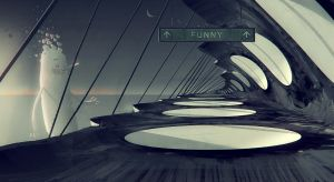Funny Highway by Dumaker