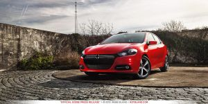 2013 Dodge Dart R/T 10 - Press Kit by notbland