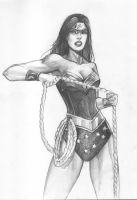 wonder woman by calisto-lynn