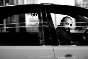 The Curious Cabbie.. by straightfromcamera